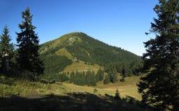 Borisov góra w Velka Fatra górach w Sistani zdjęcie stock