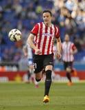 Borja Viguera van Atletische Club Bilbao royalty-vrije stock foto