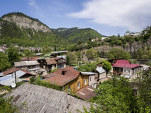 Borjomi Royalty Free Stock Photos