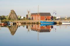 bork Δανία Στοκ εικόνα με δικαίωμα ελεύθερης χρήσης