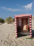 Borkum plaża Obrazy Stock