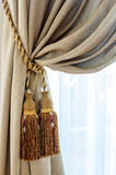 Borlas de la cortina Imagen de archivo
