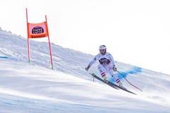 Bormio freeride narciarstwa puchar świata 12/28/2017 Obraz Stock