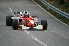 Bormolini Fausto in Rampa DA Falperra 2012 Stock Foto's