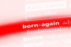 born-again stock photography