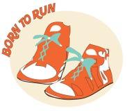 Born To Run Stock Image