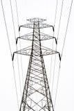 Borne da eletricidade Foto de Stock Royalty Free