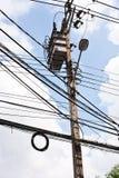Borne da eletricidade imagens de stock royalty free