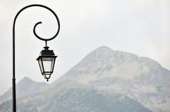 Borne da lâmpada Imagens de Stock