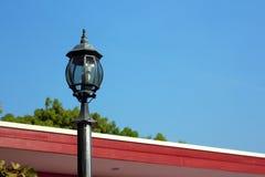 Borne da lâmpada Imagem de Stock Royalty Free