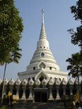 Borne limite à Pattaya photo stock