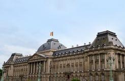 Borne limite de Bruxelles Photos stock
