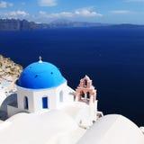 borne limite de la Grèce Photos libres de droits