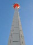Borne limite de Panthéon de basket-ball. Photographie stock libre de droits