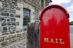 Borne - serviço de correio Fotos de Stock