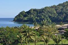 Bornean Hotel Resort Stock Photography