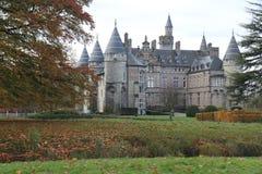 Bornem-Schloss Lizenzfreies Stockfoto