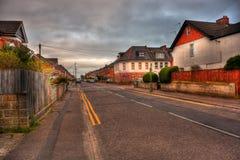 Bornemouth HDR Fotografia de Stock