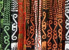 Borneo Bead. Pattern of Borneo Bead Crafts royalty free stock photography