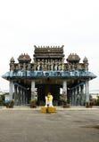 borneo hinduiskt malaysia tempel Arkivbild