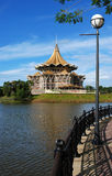 Borneo kuching parliament Stock Photo