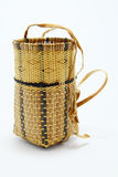 Borneo's traditional basket Stock Photos