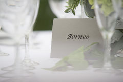 Borneo Royalty Free Stock Photography