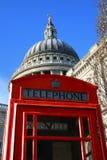Bornes limites de Londres photos stock