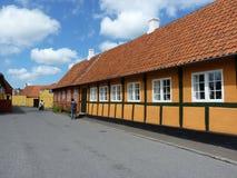 Bornholm Fotografia Stock Libera da Diritti