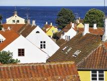Bornholm Denmark Svaneke Stock Image