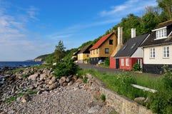 Bornholm island landscape Stock Photos