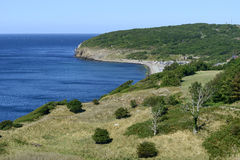Bornholm island landscape Stock Photography