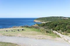 Bornholm island landscape Royalty Free Stock Photography