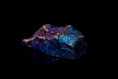 Bornite Peacock Ore Stock Photography