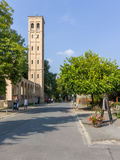 Bornstedt-Kirche Stock Photography