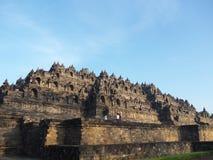 Borobudor świątynia Obrazy Stock