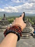 Borobudur Świątynia Zdjęcie Stock