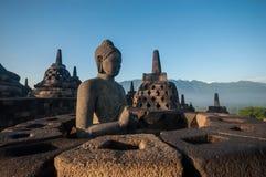 Borobudur Świątynia obraz stock