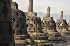 borobudur ναός της Ινδονησίας Στοκ φωτογραφία με δικαίωμα ελεύθερης χρήσης