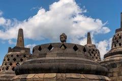 borobudur ναός της Ινδονησίας Στοκ εικόνες με δικαίωμα ελεύθερης χρήσης