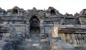 Borobudur στην Ιάβα Στοκ εικόνες με δικαίωμα ελεύθερης χρήσης