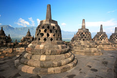 Borobudur Royalty Free Stock Photos