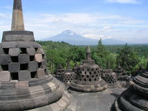 Borobudur royalty free stock photography