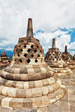 Borobudur Royalty Free Stock Images