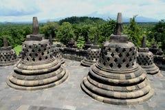Borobudur στοκ εικόνα με δικαίωμα ελεύθερης χρήσης