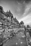 Borobudur002 Immagine Stock Libera da Diritti