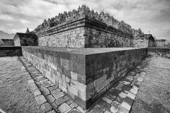 Borobudur002 Immagini Stock