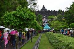 Borobudur Стоковое Фото
