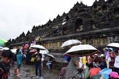 Borobudur Royaltyfri Foto