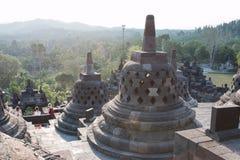 Borobudur Images libres de droits